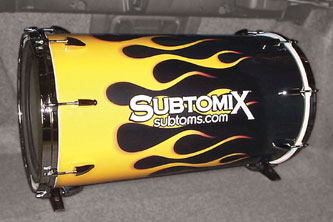Subtomix Custom Drum Subwoofer Enclosures